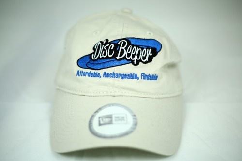 New Era Adjustable Disc Beeper Hat