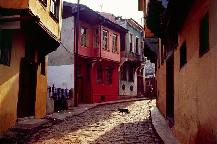 Istanbul in color