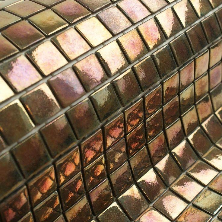 Lipari Mosaic Tiles Shimmer Mosaic Tiles 330x330x4mm Tiles