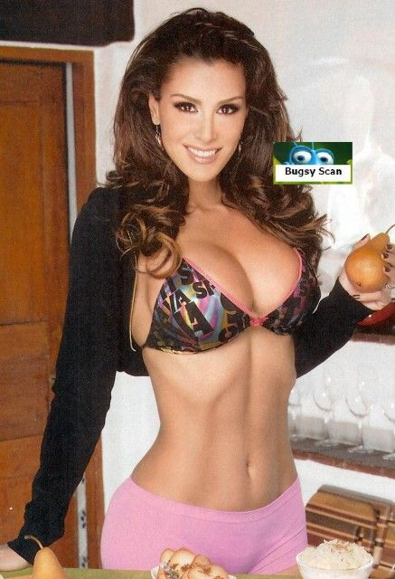 from Chandler ninel conde in porn