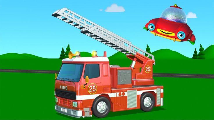TuTiTu Camion de pompiers