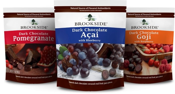 $1.00 off BROOKSIDE Dark Chocolate Covered Fruit