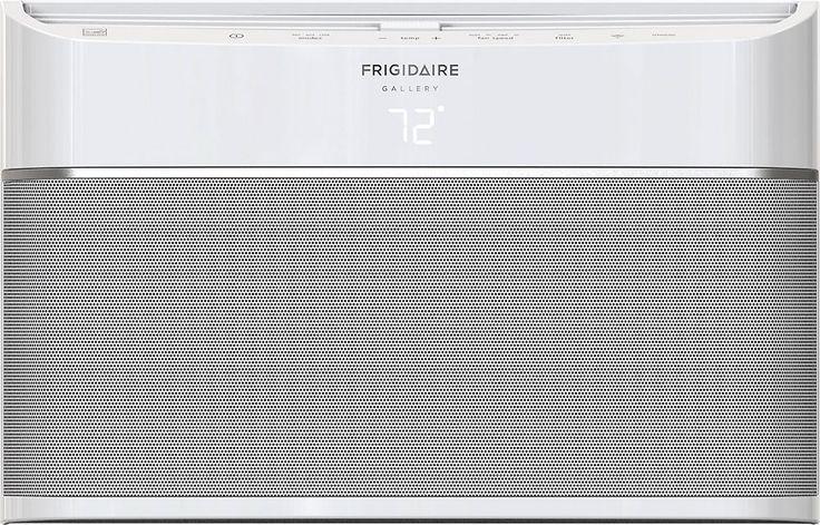 Frigidaire - 8,000 BTU Smart Window Air Conditioner - White