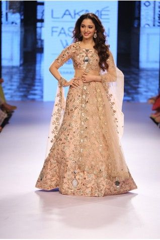 Payal Singhal Bridal Collection : TAMANNAAH LEHENGA