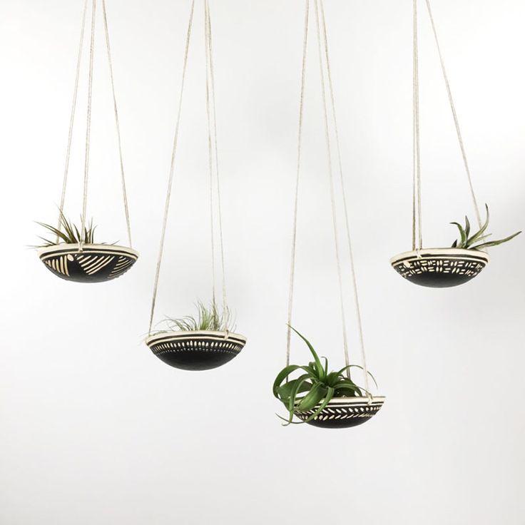 17 meilleures idées à propos de Pots Suspendus sur Pinterest  Pots ...