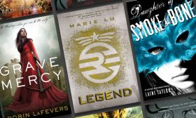 Advice from Common Sense Media editors. With Mockingjay coming to a close, here are the next great dystopian, fantasy, and sci-fi book series to fall in love with.