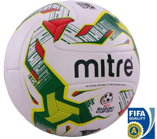 Bola Soccer Mitre adalah salah satu produk yang disuguhkan melaui situs mitre.co.id