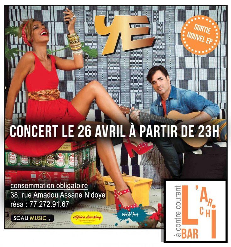 Nouvel article en Ligne. Actu #Music Le Duo #Yé sort un nouvel #EP... Wakh'Art partenaire de la #Culture..