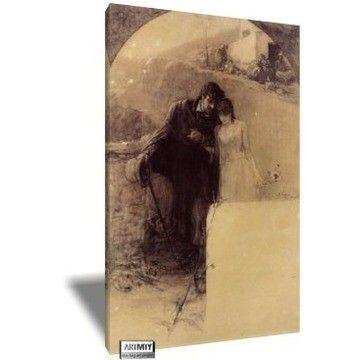 Σχεδιο Για Εικονογραφηση, Γύζης | Καμβάς, αφίσα, κορνίζα, λαδοτυπία, πίνακες ζωγραφικής | Artivity.gr