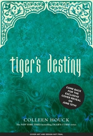 Tiger's Destiny (Book 4 in the Tiger's Curse Series) Has not come out yet, but i can't wait
