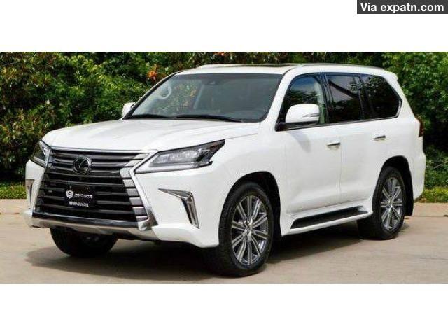 Used Lexus Lx570 2016 Auction Sale