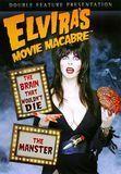 Elvira's Movie Macabre: The Brain That Wouldn't Die/The Manster [DVD]