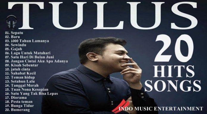 Kumpulan Full Album Lagu Tulus mp3 Terbaru