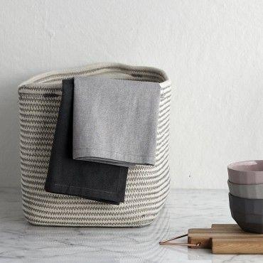 Woven Cotton Baskets