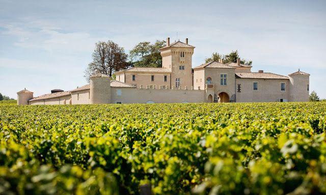 """Piccolo Mondo : Il Sauternes di Chateau Lafaurie-Peyraguey: """"On Th..."""
