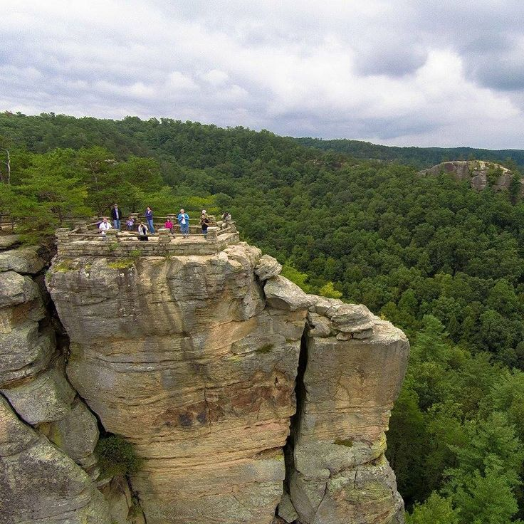 Another Ohio Tourist Falls To His Death In Red River Gorge