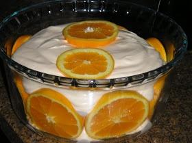 cozinharprafamilia: Mousse Tang de ananás e laranja