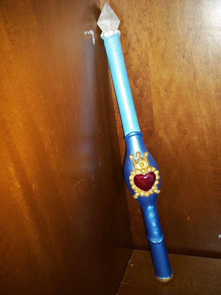 ( W.I.P.) Sugar Sugar Rune : Vanilla's wand
