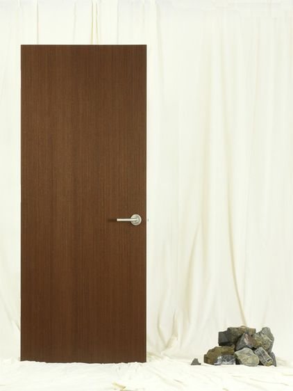 Flush doors a flush door can come with a hollow or solid for Solid wood flush door