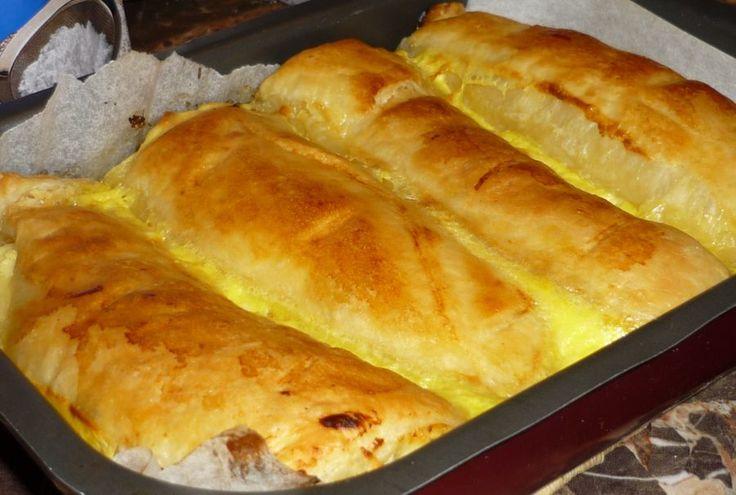 Hamis túrós rétes, tejben sütve! Minden nap meg tudnám enni! - Bidista.com - A TippLista!