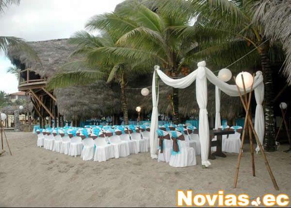 Bodas en las Playas de Ecuador. Seacrets Hotel, ubicado en Tonsupa - Vía a Atacames #Tonsupa #Ecuador