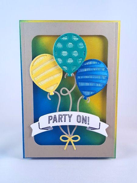 Balloon Adventures - Telford Onstage Displays