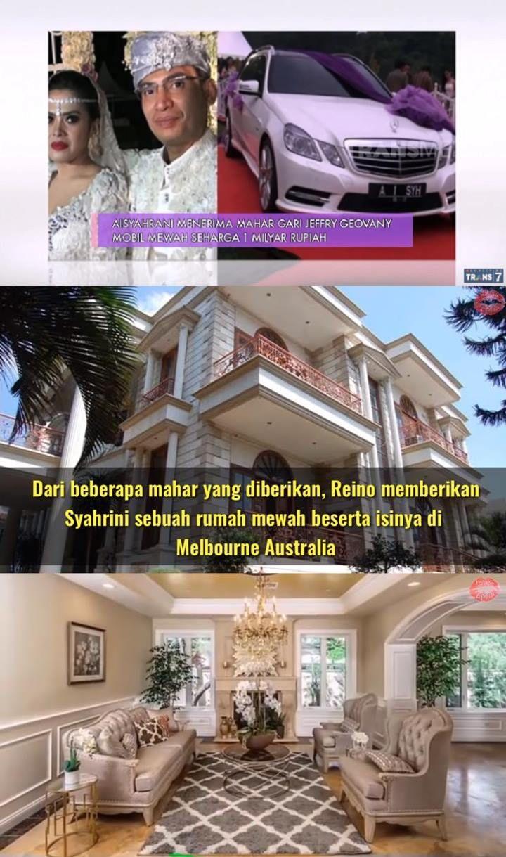 Desain Rumah Mewah Reino Barack Di Jakarta Rumah Mewah Kemewahan Desain Rumah