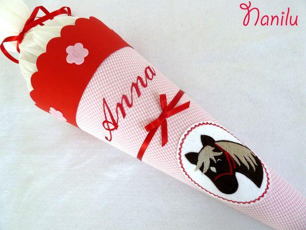 Schultüten - Schultüte - ein Designerstück von na-ni-lu bei DaWanda