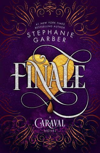 Read & download Finale By Stephanie Garber for Free! PDF, ePub, Mobi