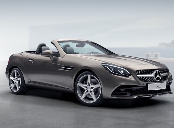 2016 Mercedes-AMG SLC Review