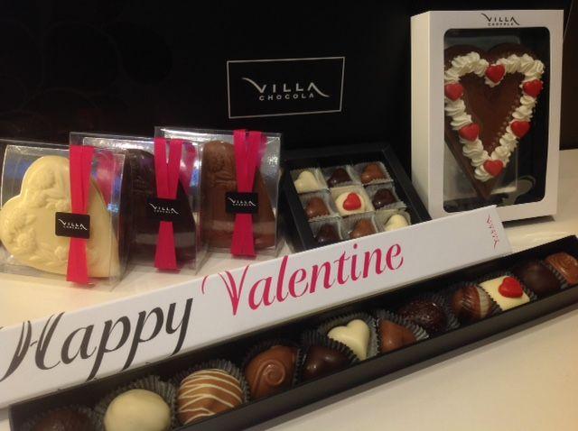 Valentijn chocolade geschenken 2015!