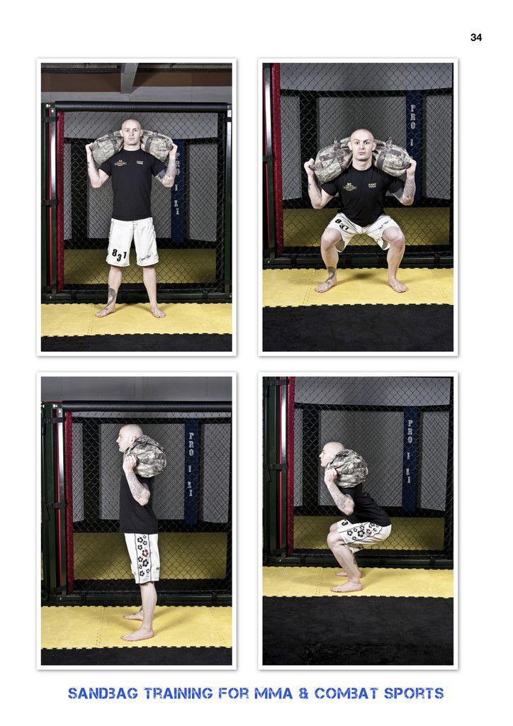 Sandbag Training For MMA & Combat Sports - eBook