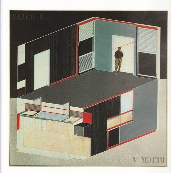 Pin Von Chia Chi Yu Auf Bauhaus Konstruktivismus Architekt Architektur