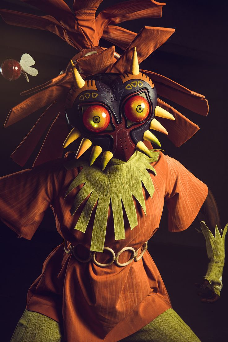 8 best Majoras mask cosplay images on Pinterest
