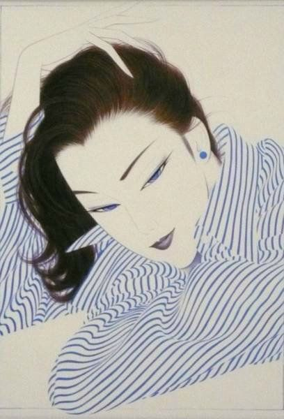 Ichiro Tsuruta (b.1945) — (408x600)