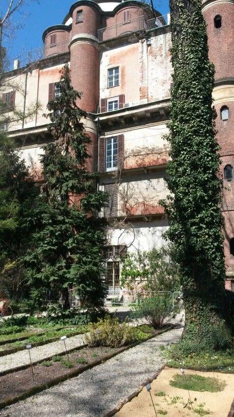 #Nature#orto botanico #old House #lovely Sun #secretmilan