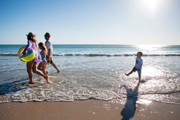 Cable Beach in Broome #familyfriendly #holiday #travel