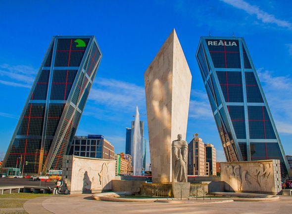 Artikkeli: Madrid - enemmän kuin metropoli | Asiakas: Dome.fi