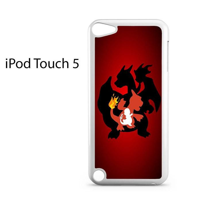 Charizard Evolution Ipod Touch 5 Case