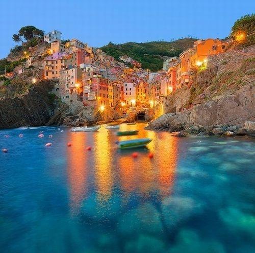 リオマッジョーレ(イタリア)