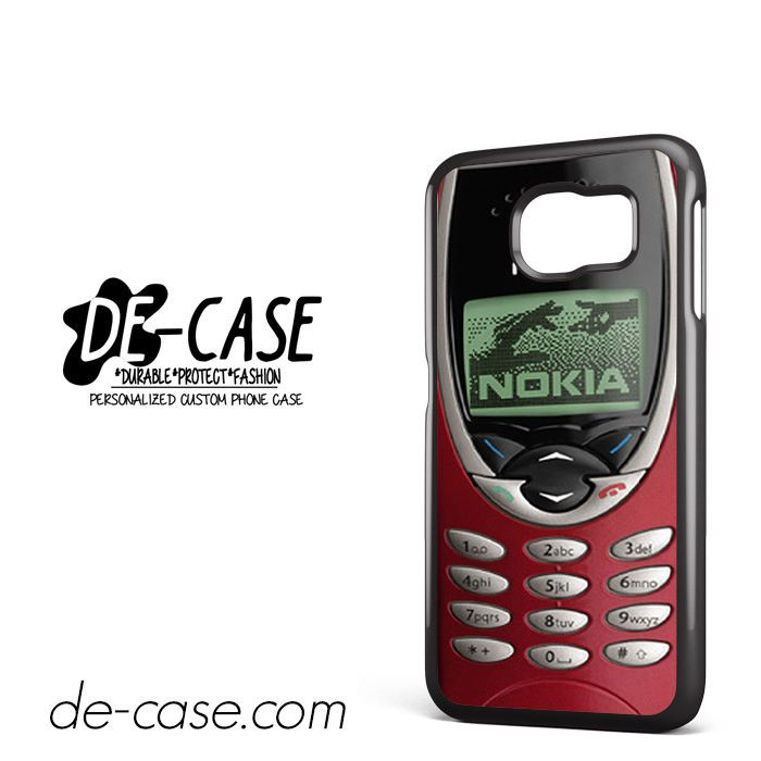 Nokia Old Red Mobile DEAL-8010 Samsung Phonecase Cover For Samsung Galaxy S6 / S6 Edge / S6 Edge Plus