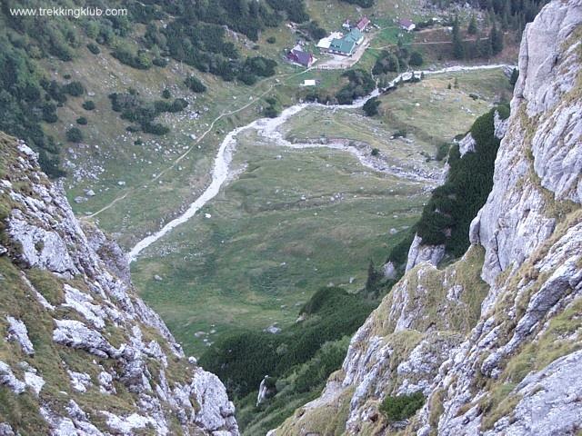 Malaiesti valley - Bucegi mountains
