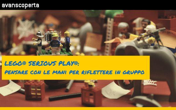 ziobrando, i LEGO® e una storia che vale la pena raccontare