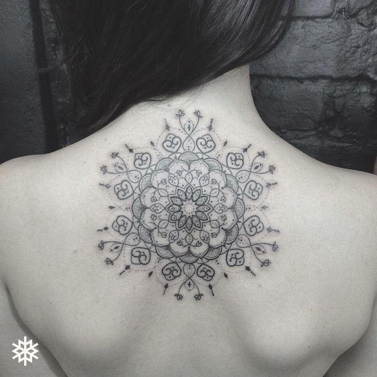 Mandalinha ❅by allan tattooer