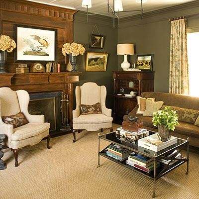 I Like The Rustic Coziness Of This Room, It Just Feels Warm And Inviting. Part 73