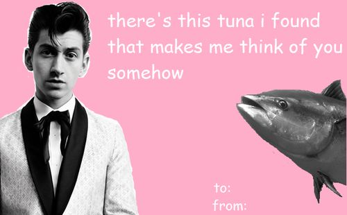 Lol I would love whoever gave me this valentine