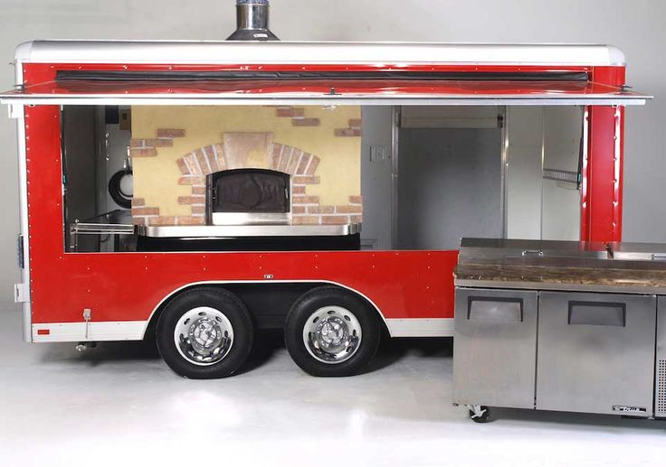 mobile wood fired pizza trailer | ovens in 2018 | Pinterest | Pizza, Oven and Mobile pizza oven