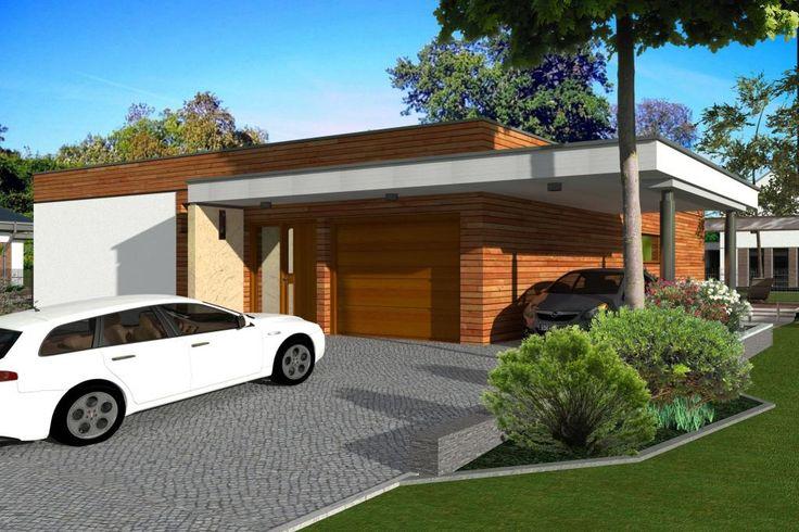 Projekty domów ABCentrum-DOM / Projekt DZP-2
