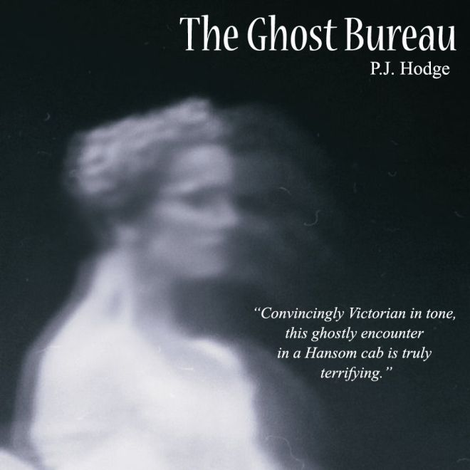 "THE GHOST BUREAU, a spirit raised at a séance craves an earthly presence...  ""Listen!"" said she, ""I don't want to go to heaven, I want this life again; but there is only one way to avoid it. The spirits want a soul to take away, and it must be a young woman's soul. You – you are about my age, are you not?""   The first of 12 spinechilling tales for Christmas, GHOSTS AND OTHER SUPERNATURAL GUESTS (rated 4.5 stars on Amazon)  Available as Kindle ebook and paperback:   http://myBook.to/ghostsage"