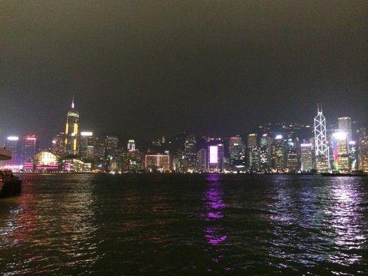 Design Trip in Hong Kong